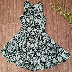 Cute Green H&M Dress
